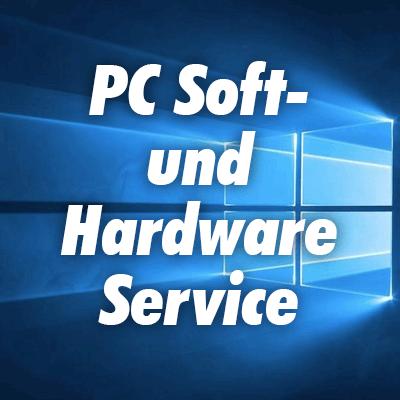 PC Software und Hardware Service.